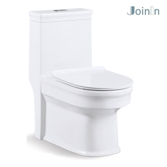 Sanitary Ware Bathroom Ceramic Wc One Piece Toilet Bowl From Chaozhou (JY1309) pictures & photos