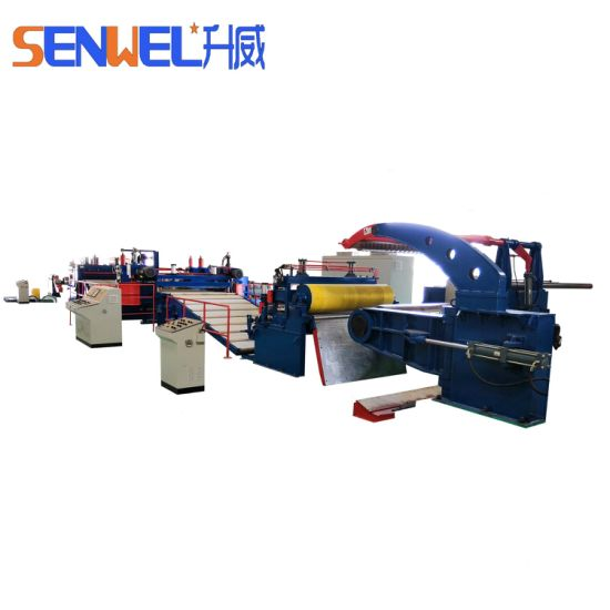 Stainless Steel Coil Slitting Machine Line