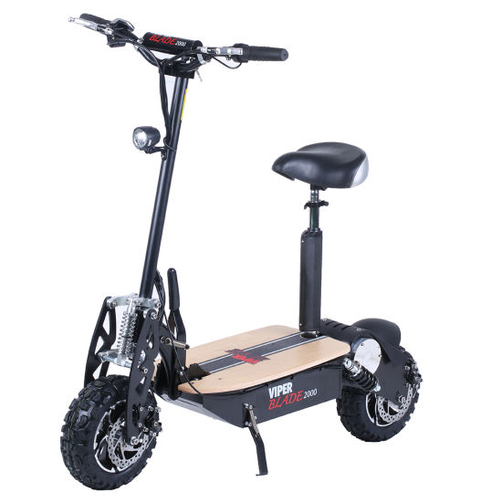 Cheap Electric Mopeds/E Scooter/ 2 Wheel Battery Powered Scooter for Adults
