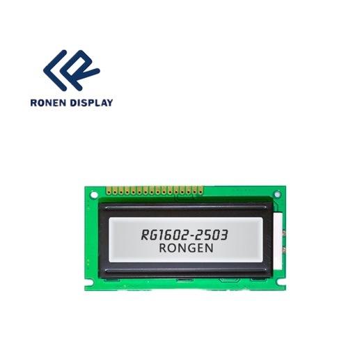 2.5 Inch FSTN 16X2 LCD Module