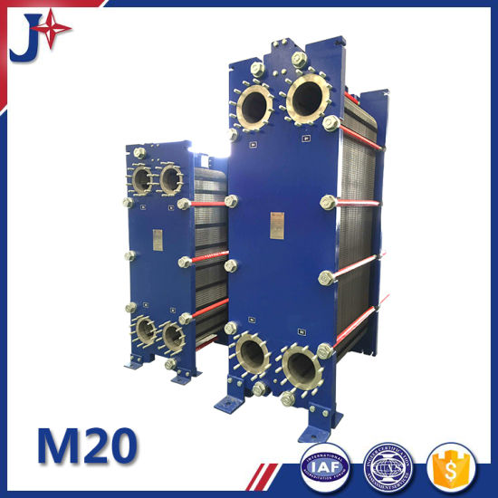 M20 SS304/SS316L Gasket Plate Heat Exchanger with Good Price