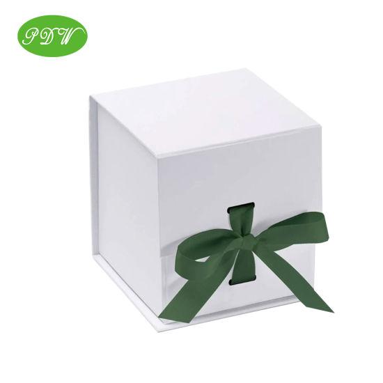 Jewelry Box with Ribbon Custom