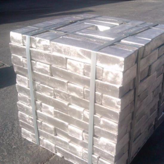 High Purity Magnesium Ingot 99.99% 99.95%