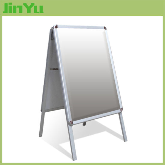 A BOARD PAVEMENT SIGN A1  METAL FRAME LARGE BOARD DESIGN NEW PAVEMENT BOARD