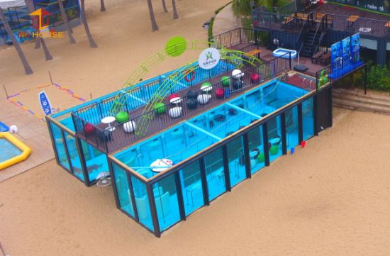 New Style Fiber Glass Inground Pool Prices 20ft 40ft Swimming Pool Shipping Container Pools For Sale China Shipping Container Swimming Pool And Container Swimming Pool Price Made In China Com