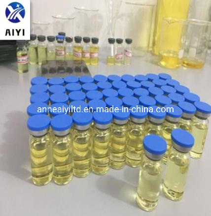 Injectable Dark Yellow Tre a Trena 100 Steroids for Bodybuilding pictures & photos