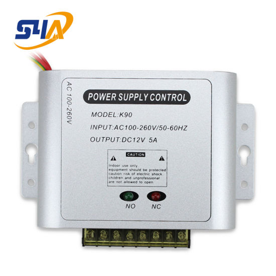 Switching Access Power Supply with DC12V 5A