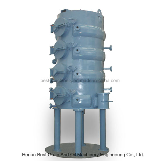 Horizontal Industrial Oil Seeds Steam-Jacketed Conditioners Pressure Cooker  for Oil Extraction Plant