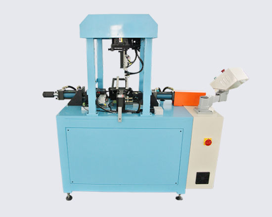 CNC Double End Pipe End Forming Machine