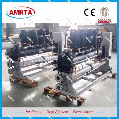 Water to Water Scroll Chiller 80kw-160kw