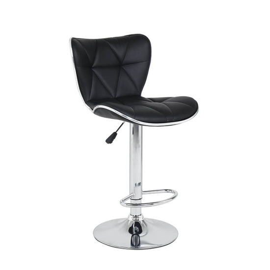 New Design Sex Cheap Commercial Metal PU Seat Bar Stool for Sale