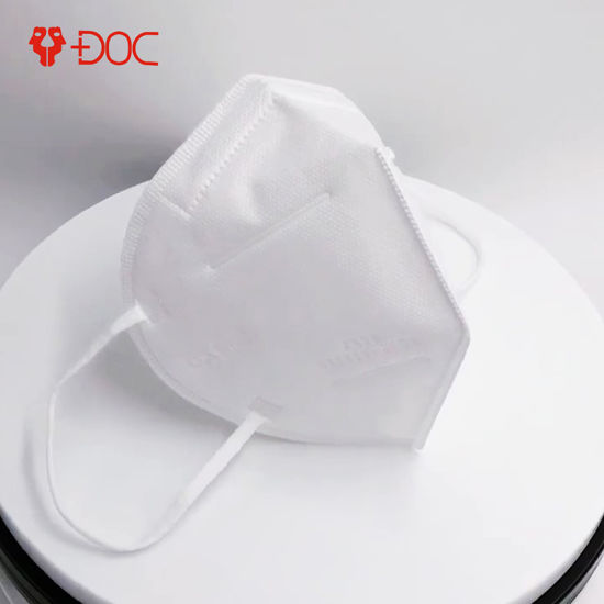 High Quality Facial 3 Ply Anti Bateria Disposable FFP3 Half Face Mask with Ce TUV Certificates