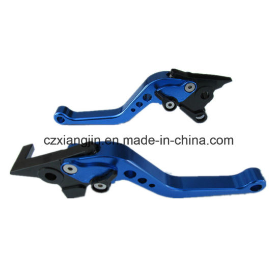 Colourful CNC Aluminum Motorcycle Clutch Brake Lever pictures & photos