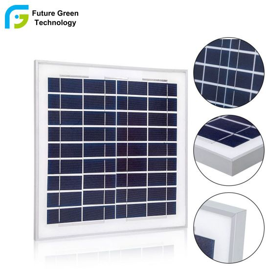 100W Watts Solar Panel 18V Volt Poly off Grid Battery Charge RV Boat pictures & photos
