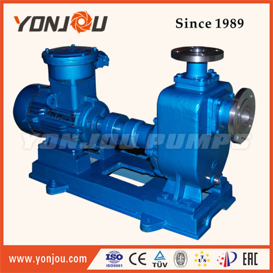 Horizontal Self-Priming Pump (ZW)