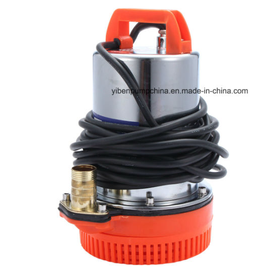 Submersible Clean Dirty Water Pump for Swimming Pool Pond Flood Drain