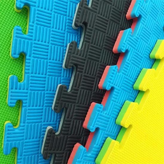 Lowes Cost Exercise Interlocking Gym EVA Foam Floor Tatami Puzzle Mat