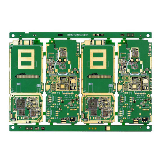 China DIP Electronics Circuit Board / Electronic PCB