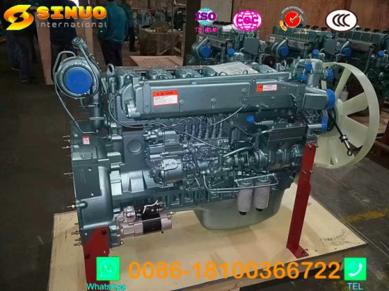 Used Sinotruk Engines 336/371 Gear Box 10/12 HOWO Truck Parts Engine Parts Gearbox Parts Axle Parts Used Engine for HOWO Tipper Trucks Tractor Truck