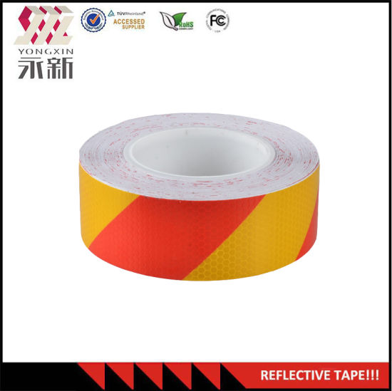 China Dot C2 Conspicuity Reflective Tape For Safety