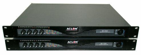 High Output Lightweight 9kg 4 Channel Digital Power Amplifier (B4-1200)