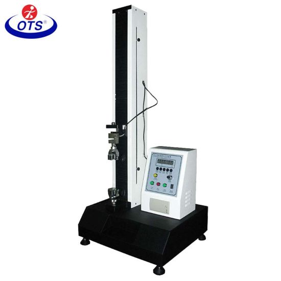 Electronic Automatic Single Column Yarn Tensile Strength Testing Machine