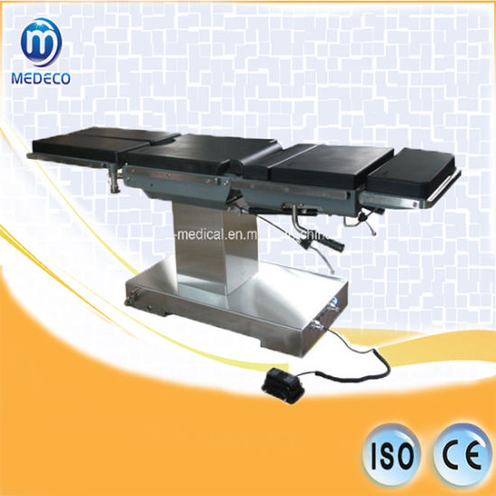 Medical Furniture for Hospital Operation Table (Electric Hydraulic ECOK001) pictures & photos
