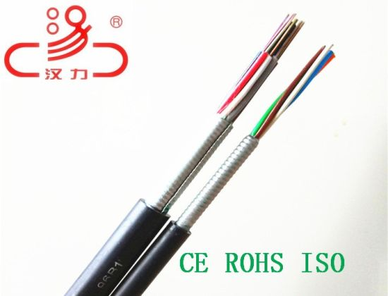 High Margin Figure 8 Self-Supporting Aerial Steel Wire or Stranded Steel Wire Fiber Optic Cable Per Meter Price