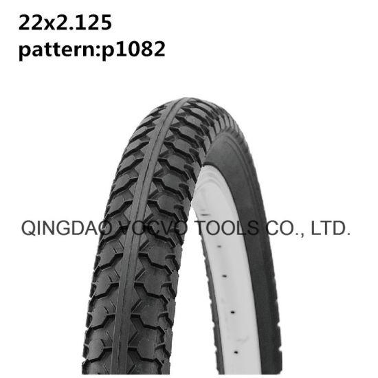 Coloured Mountain Bike Tire 22X1 3-8 22X1.75 22X2.125 Llantas