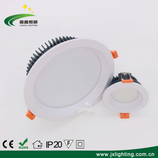 "Ce RoHS Round 4"" 9W Indoor Lamp Recessed LED Down Light Ceiling Light pictures & photos"