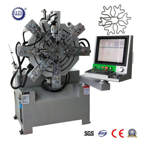 2018 CNC Camless Spring Making Machine