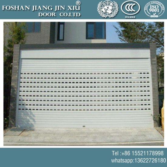 China Industrial Roller Shutter Garage Door For Shop China Roller