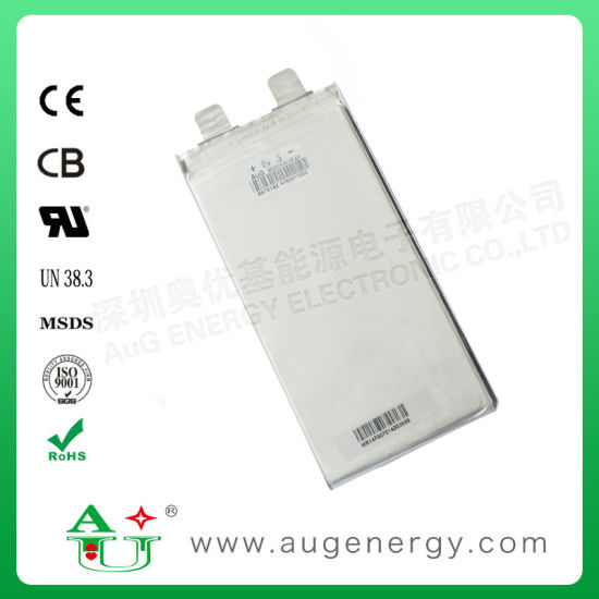 3.2V 8Ah Li-Polymer Battery Cell Lithium Polymer Rechargeable Laptop Battery