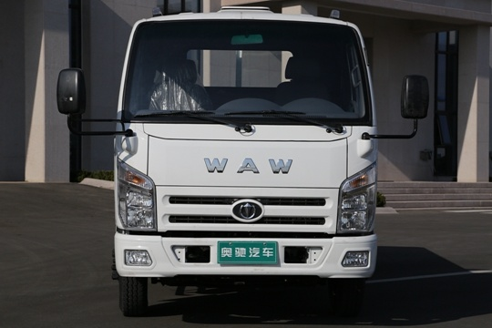 Waw Chinese Platform 2000mm Cab Light Truck pictures & photos