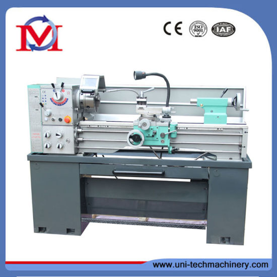 C0636D China Supplier Horizontal Manual Small Bench Lathe Machine