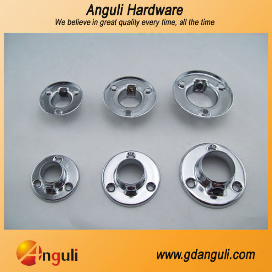 Cabinet Pipe Fitting Metal Iron Flange