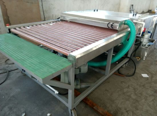 Alibaba Hot Selling for Cleaning Glass Products Glass Washing and Drying Machine pictures & photos