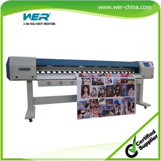 Durable 2.5m Two with Epson Dx5 Head Sublimation Printer
