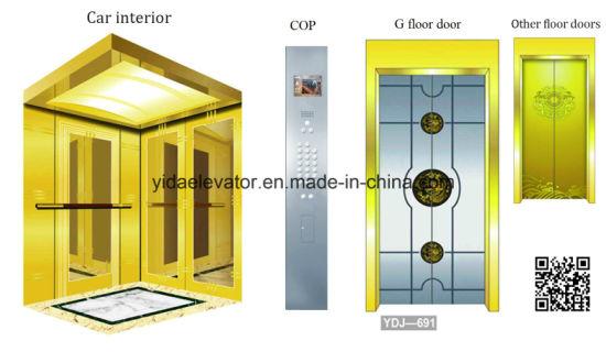 FUJI Passenger Home Villa Elevator From China Factory Manufacturer