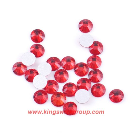 beads 10 gross 1440 x 2 mm SILVER  HOTFIX  IRON ON  RHINESTUDS