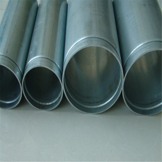Hot DIP Galvanized Steel Pipe with Ce UL FM Certificates pictures & photos