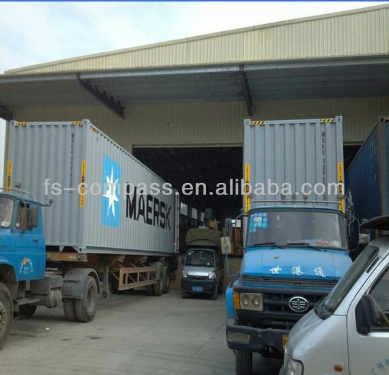 Consolidation Services From Guangzhou, China to Australia