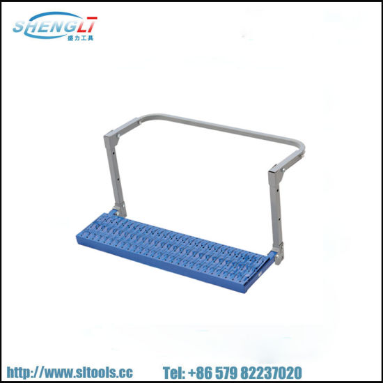 Wheel Step Tyre Ladder Lift Stair Foldable Van Truck 4WD 4X4 Adjustable Car pictures & photos