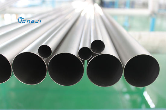 The Best Offer Seamless Titanium Pipe ASME Sb861, ASME Sb338 pictures & photos