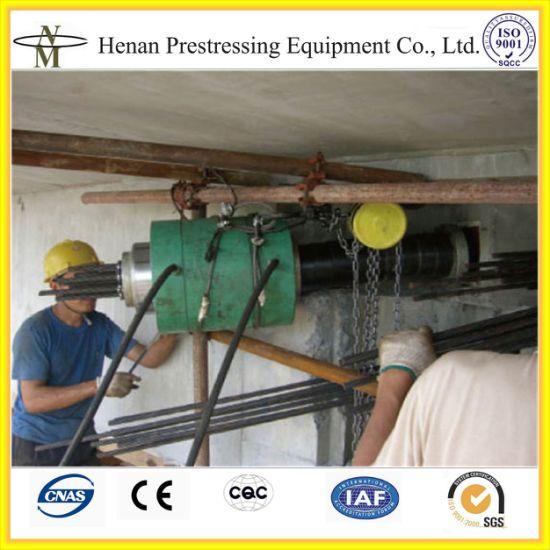 Cnm-Ydc Prestressing Construction Hydraulic Central Hole Jack
