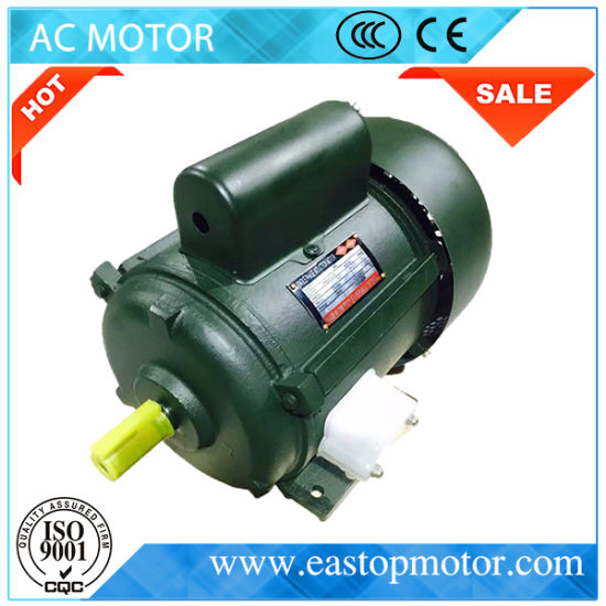 Jy Dual Capacitor Motor for Washing Machine with Cast-Iron Housing pictures & photos