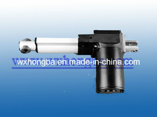 High Speed Linear Actuator for Electric Automatic Gate Opener
