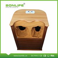 Top Quality! Far Infrared Foot Sauna, Far-Infrared Ray (FIR) Foot Barrel