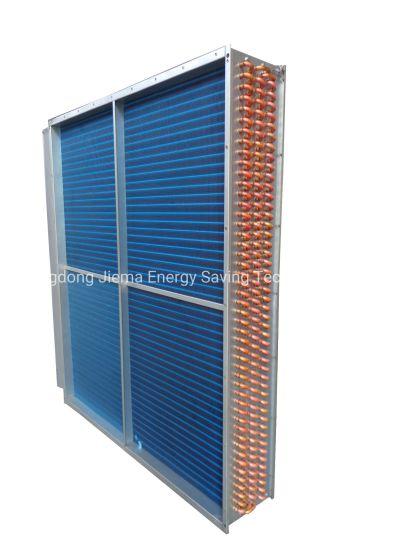 Aluminium Finned Tube Air Type Heat Exchanger Copper Tube