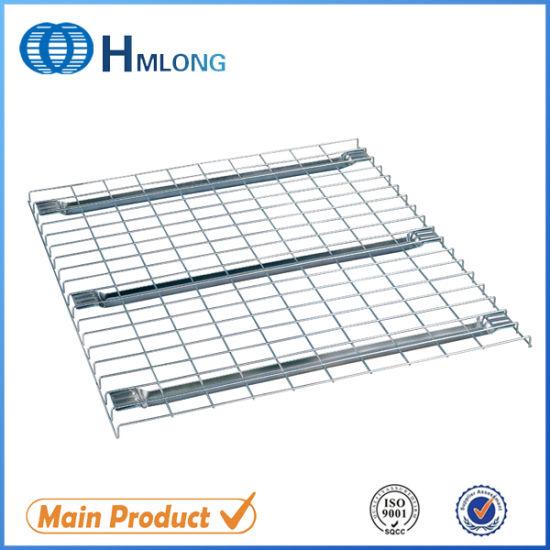 China Steel Storage Wire Mesh Decking Panels - China Wire Mesh ...